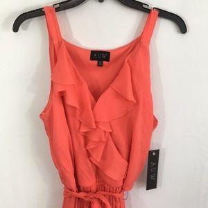 NWT As You Wish Gorgeous Maxi Dress